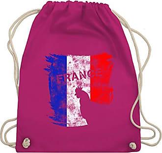 Gym 2020 Fuchsia Wm110 Bag Hahn Fußball Vintage France Shirtracer Turnbeutel europameisterschaft amp; Unisize Mit Ewgp78Tq