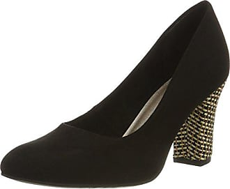 De Tamaris Eu 22416 black 042 Tacón sisal 38 Para Zapatos Negro Mujer xxgBw1r