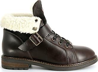 Palladium Boots by Cuir m d P Foncé Marron l Bock r4r0OSFq
