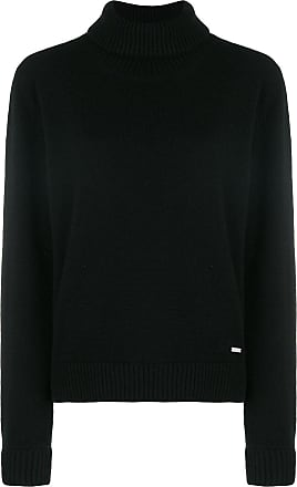 Noir Neck Dsquared2 Sweater Roll Roll Dsquared2 wXZ8xTBq