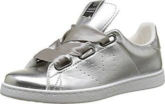 Plateado Eu Bañeras Unisex 38 Metalizado Victoria plata Deportivo Adulto Zapatillas qFYwAxz