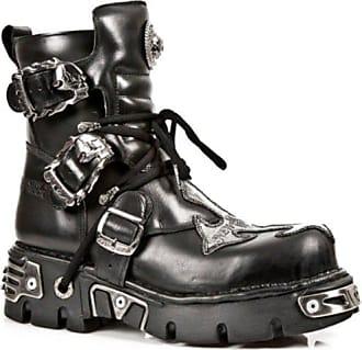 New M Unisex Stiefel Silber Nr Rock Newrock 407 S1 47 rtqxwZrf17
