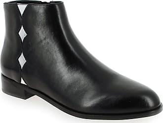 Boots Promo Femme Mellow Noir Pour Ceano Yellow Sqww45O