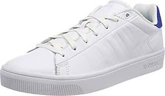 Eu Frasco classic K 41 Hombre Zapatillas 5 white swiss Blue Court Blanco Para Tqqw7EAH