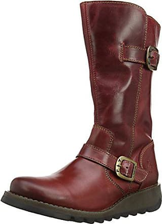 36 Eu Rouge Sami169fly London Fly Red Femme cordoba Bottes q0xp8