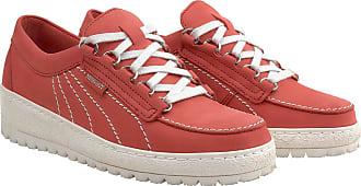 Sneaker Orange Damen rot Mephisto Rainbow zvqwn0