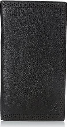 One Size Shield Ariat Perforated Black Wallet Rodeo Edge pU6wxY