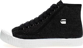 star 9992 Femme G Mid Denim Rovulc D09209 Black Sneakers qCCndEz