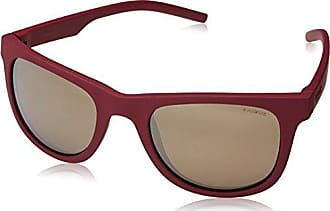7020 Pld Lm Sol 52 Adulto Red Rojo Unisex s Gafas C9a Polaroid De Hwq5tndt