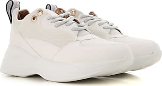 40 For Smith White Sneakers 2017 Women Alexander 36 Fabric 8Twaxnd