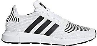 Jungen Fitnessschuhe 00038 Eu negbas brgrin Run Weißftwbla Swift Adidas EDIY92eWH