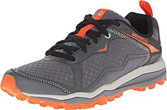 All EU xw6wzq4v homme Crush Out Merrell shoes orange Grey Gris Light 45 Rc35LqAj4