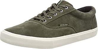 Suede Herren Jones Sneaker Sts Jfwvision Night amp; Olive Jack wp1InqPx1