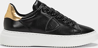 Model Philippe SneakersTemple Platinium Femme La Tenda Noir oeQCBrxWd