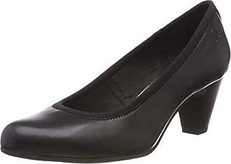Zapatos Mujer 001 5 22415 oliver 1 Tacón Negro Para De S 37 5 22 black Eu xvYqEXf