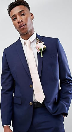 Exclusivité Chez De Farah Mariage Asos Rhseu En Costume Veste Slim Lin WHD29YIE