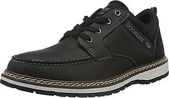 Gerli Cordones schwarz Para Dockers 39cl011 Zapatos By Negro Hombre 100 De 43 Eu Derby XCCq50