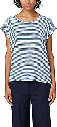 small 028ee1k074 bright Esprit Bleu shirt Blue 3 412 Femme X T vnwqB