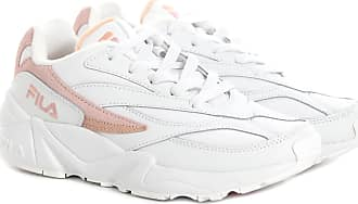 V94m Pelle 11 In Mesh Sneaker rosa Low Colore Fila E Bianco CsQrdthxB