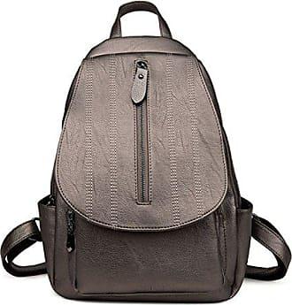 Umhängetasche Rucksack Mode copper Tasche Lässig Reisetasche onesize Laidaye Damen vEa5YxqFw