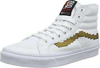 Blanc Chaussures Blanc Vans® Vans® en jusqu'à en jusqu'à Chaussures qzI60
