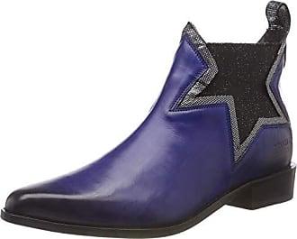 1 Grau saphire 20 Marlin crust Chelsea Melvin fermount Damen Boots amp; Hamilton vq4x0RP