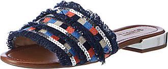 Schutz Mules Light S2 38 Eu Femme Blue Bleu 02380017 HgHqr