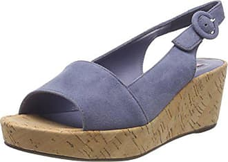jeans Eu Högl Sandales 5 39 Bleu Plateforme 3212 10 Femme Aq0xqz