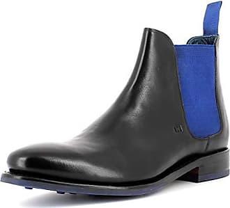 44 Bojan halbstiefel Boots rahmengenähte black Männer flexible Welted Bros Desert Stiefel 5926 goodyear eu bootie amp; schnürboots Gordon Herren BUAXqX