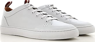 Pas Glace Sneaker Gris Soldes En 2017 Cher Homme Bally Cuir 43 OPwPS