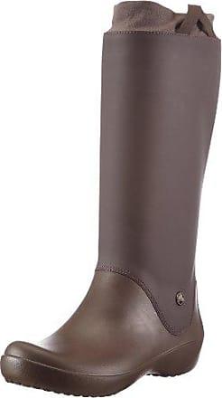 Bottes Rainfloe espresso Eu espresso Marron Boot 37 Crocs Femme 36 UvE1xww