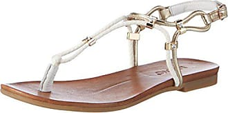 Eu 7129 gold Blanc Femme 41 Inuovo white Tongs 16780413 vngTqWHq