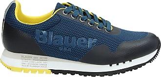 Sneakers Blauw Lage Denver 01 Blauer Z7zRA