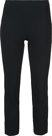À Vince Pantalon Bleu Haute Taille Crop vS0wEfSq