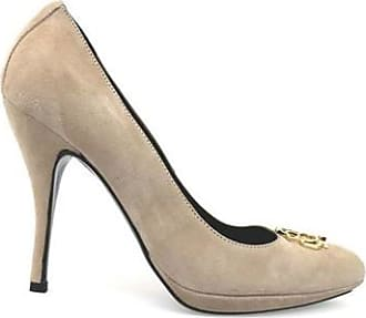 Beige Braccialini Chaussures Femme An61 Escarpins Daim OnOa16xZ
