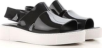 38 2017 Melissa Plastique 37 Femme Sandale 40 39 Noir YAxzxafw