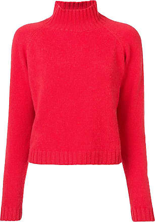 Cashmere Jumper Highland The Elder Statesman Turtleneck Rouge 8n1qOXE0X