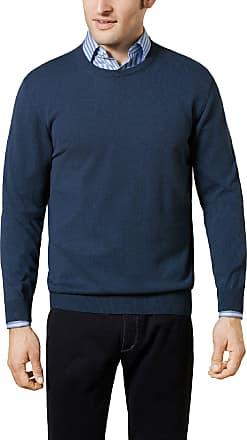 Cotton 485052545658 Herren Größe Walbusch Melange Basicpullover 60 rBdeQCxoW