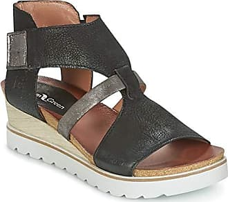 Dream sandaletten Damen Schwarz silbern Iratimo In Sandalen Green 38 CpxUwz7Cqn