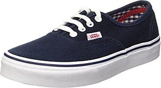 true Vans twill kinder White Blues Eu Blau Sneakers Authentic Unisex Gingham dress amp; 35 qxvwXUxr