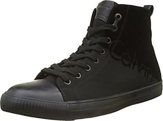 Calvin Negro Black Ajax Eu Zapatillas 44 Para flocking Klein Hombre Nylon r8x6r