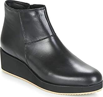 Schwarz Boots So Stiefelletten Size 45 boots Jescap Damen Xq0awBq