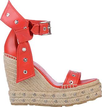 Sandales Compensées Sandales Compensées RougeAchetez Jusqu''à 3Aj45RL