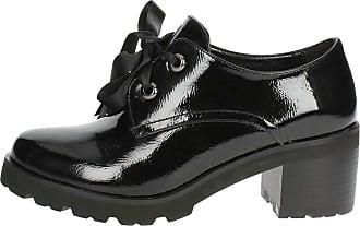À Lacets Luciano Bb171c Barachini Noir Chaussures Femme qZT1PtOx