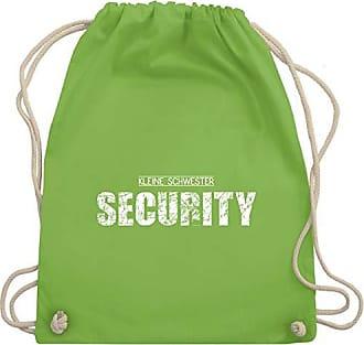 Security Turnbeutel Kleine Kind Shirtracer Hellgrün Gym Unisize Bag Wm110 amp; Schwester Geschwisterliebe wIfqqg7
