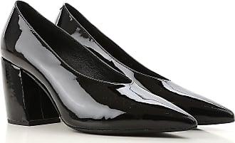 Jeffrey 38 2017 En Campbell Zapatos Negro 39 Rebajas Baratos 36 Salón Patente Tacón De 6r6pqH