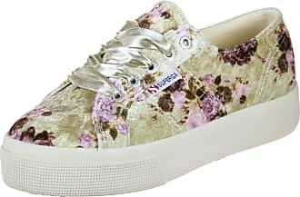 0 2730 Femmes Eu 35 Chaussures W Gr Shiny Superga Velvet Beige zwSAxSq4U