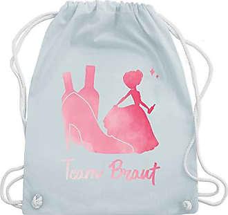 Braut Jga Team Bag Unisize Prinzessin amp; Pastell Shirtracer Gym Turnbeutel Junggesellinnenabschied Rosa Wm110 Blau nIqOdx6W