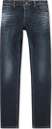 Nudie Jeans Blue Fit Indigo Indossierte Tim 30 32 Slim Grim qqdHrw4