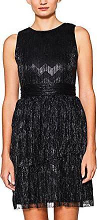 Large Mujer 117ee1e020 Negro black Vestido Esprit 001 Para x7B0Sna